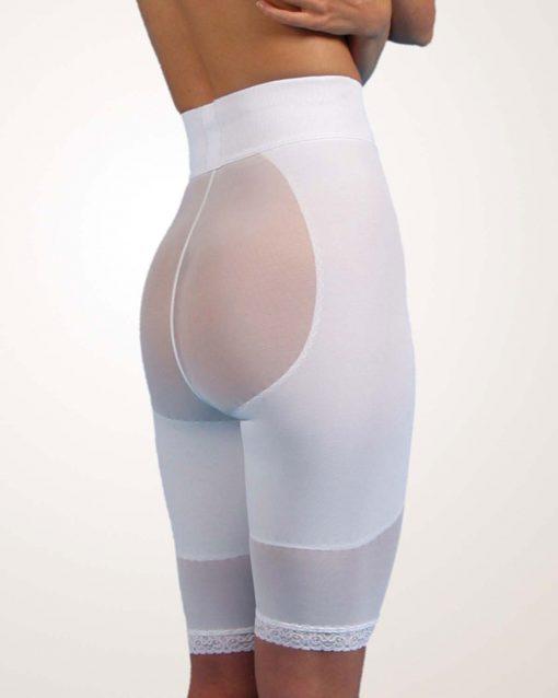 Nightingale Medical Supplies Design Veronique Non-Zippered Above-Knee Girdle