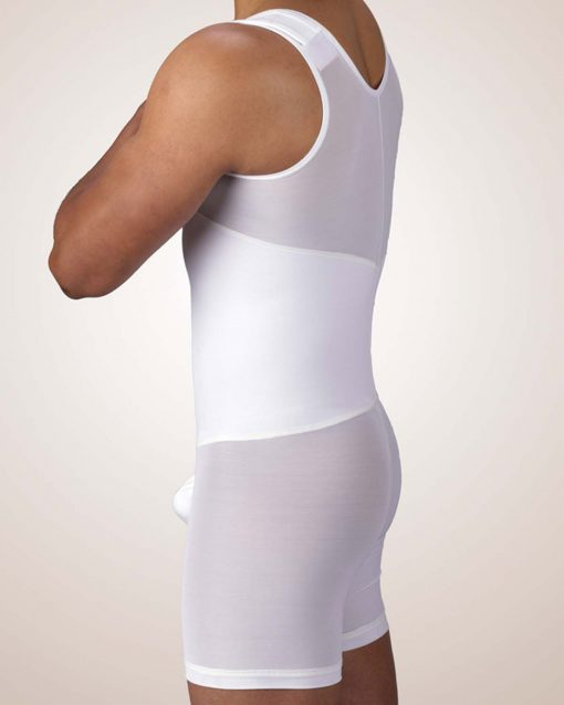 Nightingale Medical Supplies Design Veronique Male Non-Zippered Abdominal Garment