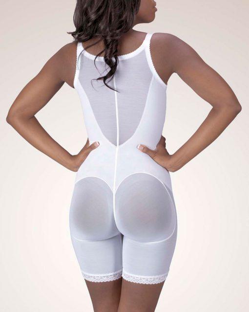 Nightingale Medical Supplies Design Veronique Non-Zippered Molded Buttocks High-Back Girdle