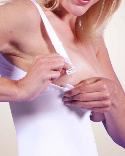 Nightingale Medical Supplies Design Veronique Non-Zippered Full-Body Girdle