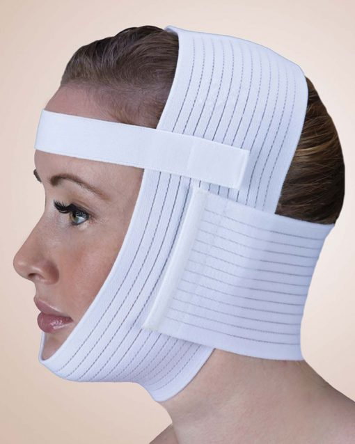 Nightingale Medical Supplies Design Veronique Occipital Universal Facial Band