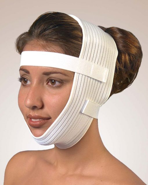 Nightingale Medical Supplies Design Veronique Universal Facial Band with Cotton Lining