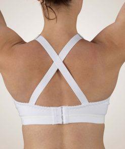 Nightingale Medical Supplies Design Veronique D'Andrea Optimum Support Cotton Knit Bra