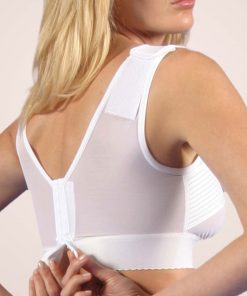 Nightingale Medical Supplies Design Veronique Georgette Fully Adjustable Implant Stabilizing Bra