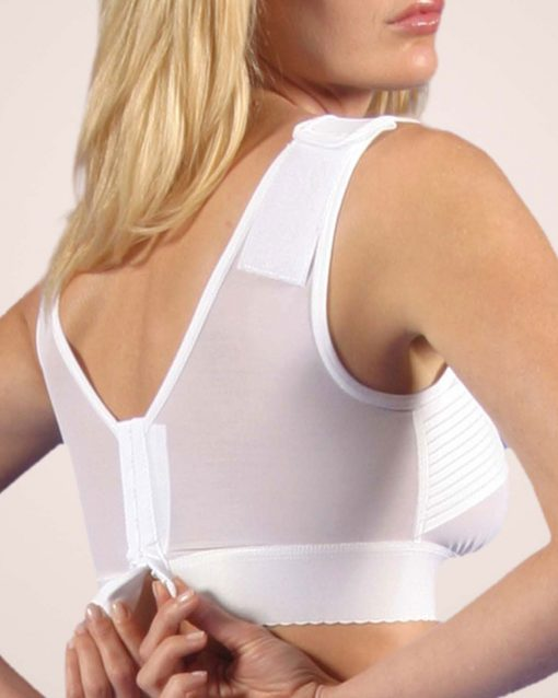 Nightingale Medical Supplies Design Veronique Georgette Fully Adjustable Implant Stabilizing Bra