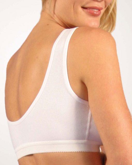 Nightingale Medical Supplies Design Veronique Vianna Ultra Lightweight Support Cotton Bra