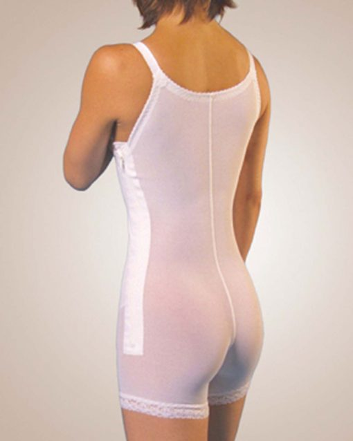 Nightingale Medical Supplies Design Veronique Zippered High-Back Body Girdle