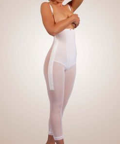 Nightingale Medical Supplies Design Veronique Zippered Full-Body Girdle