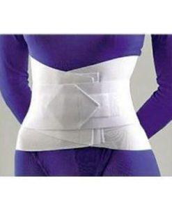 BSN 312081LSTD-31208UNSTD Lumbar-Sacral Abdominal Belt white