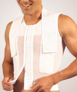Nightingale Medical Supplies Design Veronique Dorsocervical Male Garment