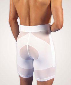 Nightingale Medical Supplies Design Veronique Male Zippered Gluteus Garment