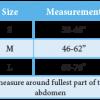 Size Chart_BSN Abdominal Binder.png