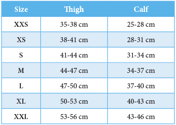 Size Chart_BSN Knee Support Actimove GenuMotion.png