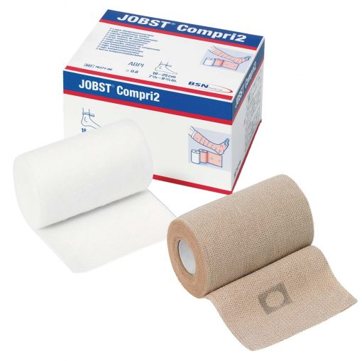 BSN Jobst Compri2 2 layer short stretch bandage.jpg