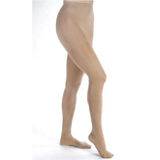 BSN Jobst Opaque pantyhose closed toe natural.jpg