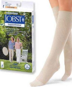 BSN Jobst SoSoft knee high ribbed sand.jpg