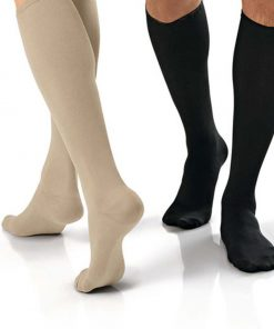 BSN Jobst Travel knee high black sand.jpg