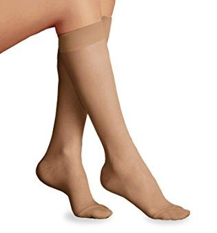 BSN Jobst Ultrasheer knee high closed toe natural.jpg