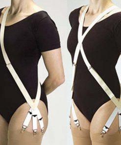 BSN Jobst garter belt over the shoulder white.jpg