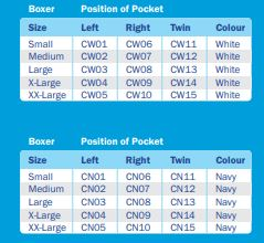 Cotton High Waist with Pocket (Men)