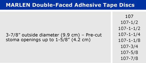 Marlen Double Faced Adhesive Tape Discs chart.jpg