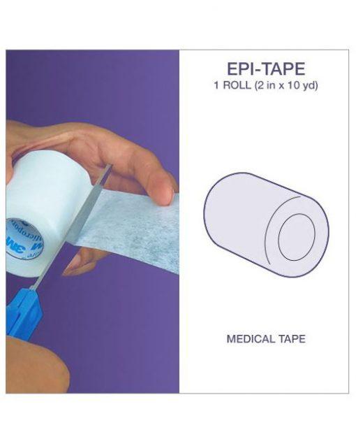 """Biodermis Epi-Tape 2"""" x 10 yd"""
