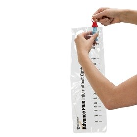 Hollister Advance Plus Intermittent Touch-Free Catheter Closed System