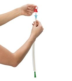 Hollister Vapro Touch-Free Hydrophilic Intermittent Catheter