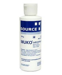 Muko Lubricating Jelly Clear