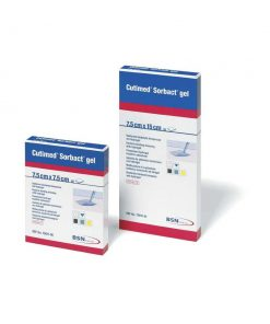 BSN Cutimed Sorbact gel Antimicrobial Dressing Sterile Impregnated Hydrogel1.jpg