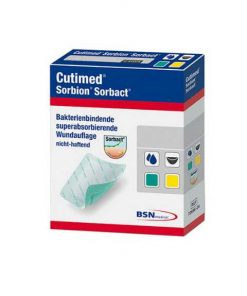 BSN Cutimed Sorbion Sorbact Antimicrobial Dressing Sterile Super Absorbent1.jpg