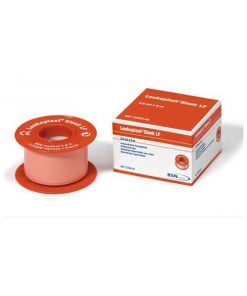 BSN Leukoplast Sleek LF Zinc Oxide Plastic Waterproof Tape1.jpg