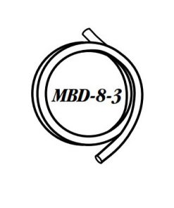 Marlen Urinary Night Bedside Drain Tubing 5ft.jpg