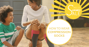 Hello Summer: How to Wear Compression Socks