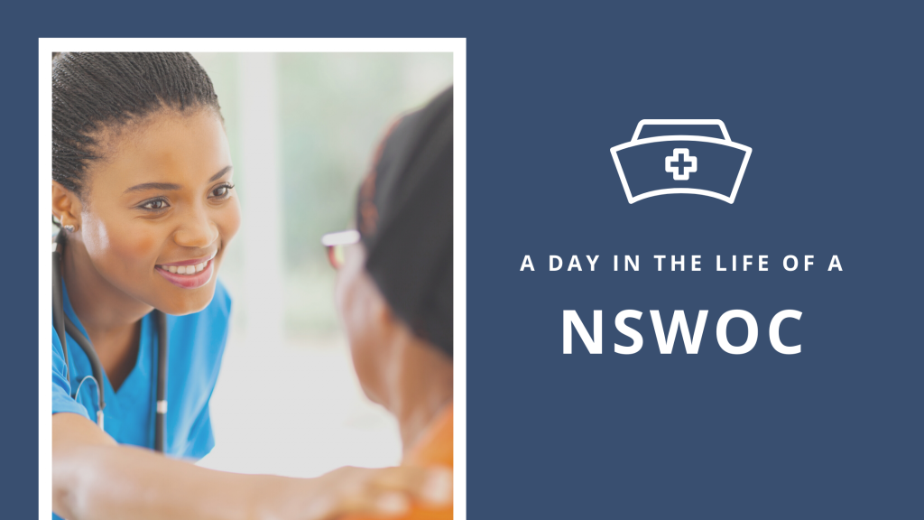 A Day in the Life of a NSWOC